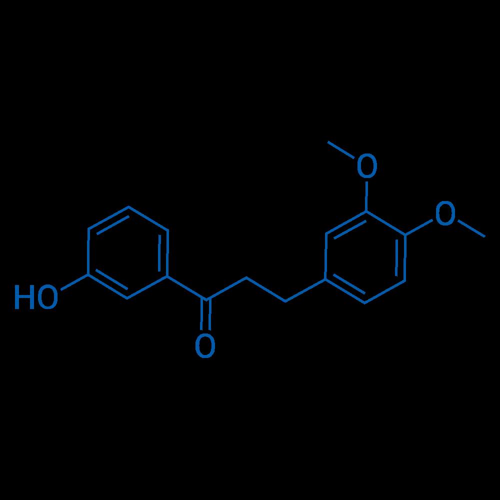 3-(3,4-Dimethoxyphenyl)-1-(3-hydroxyphenyl)propan-1-one