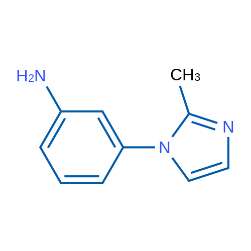 3-(2-Methyl-1H-imidazol-1-yl)aniline