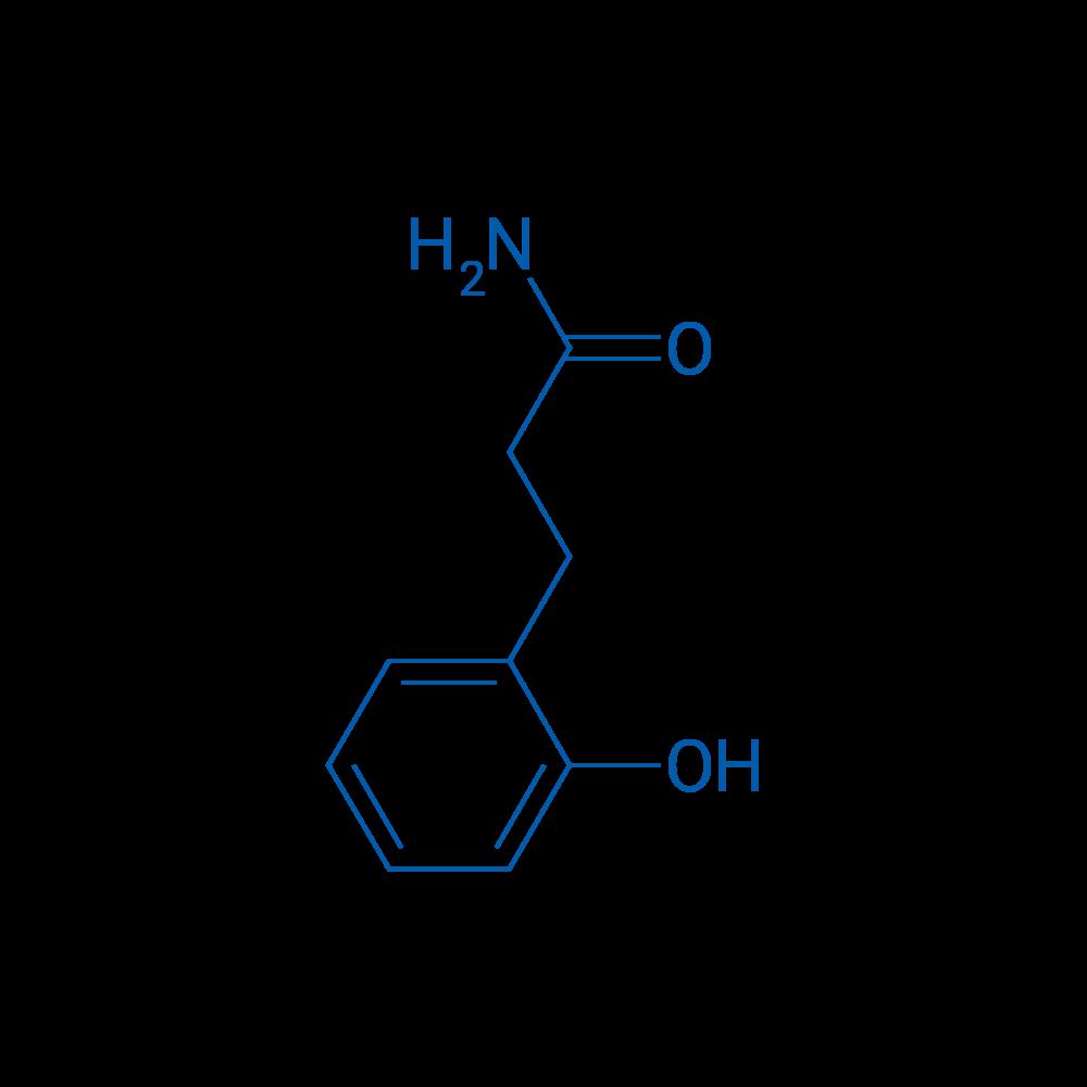 3-(2-Hydroxyphenyl)propanamide