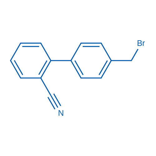 4'-(Bromomethyl)-[1,1'-biphenyl]-2-carbonitrile
