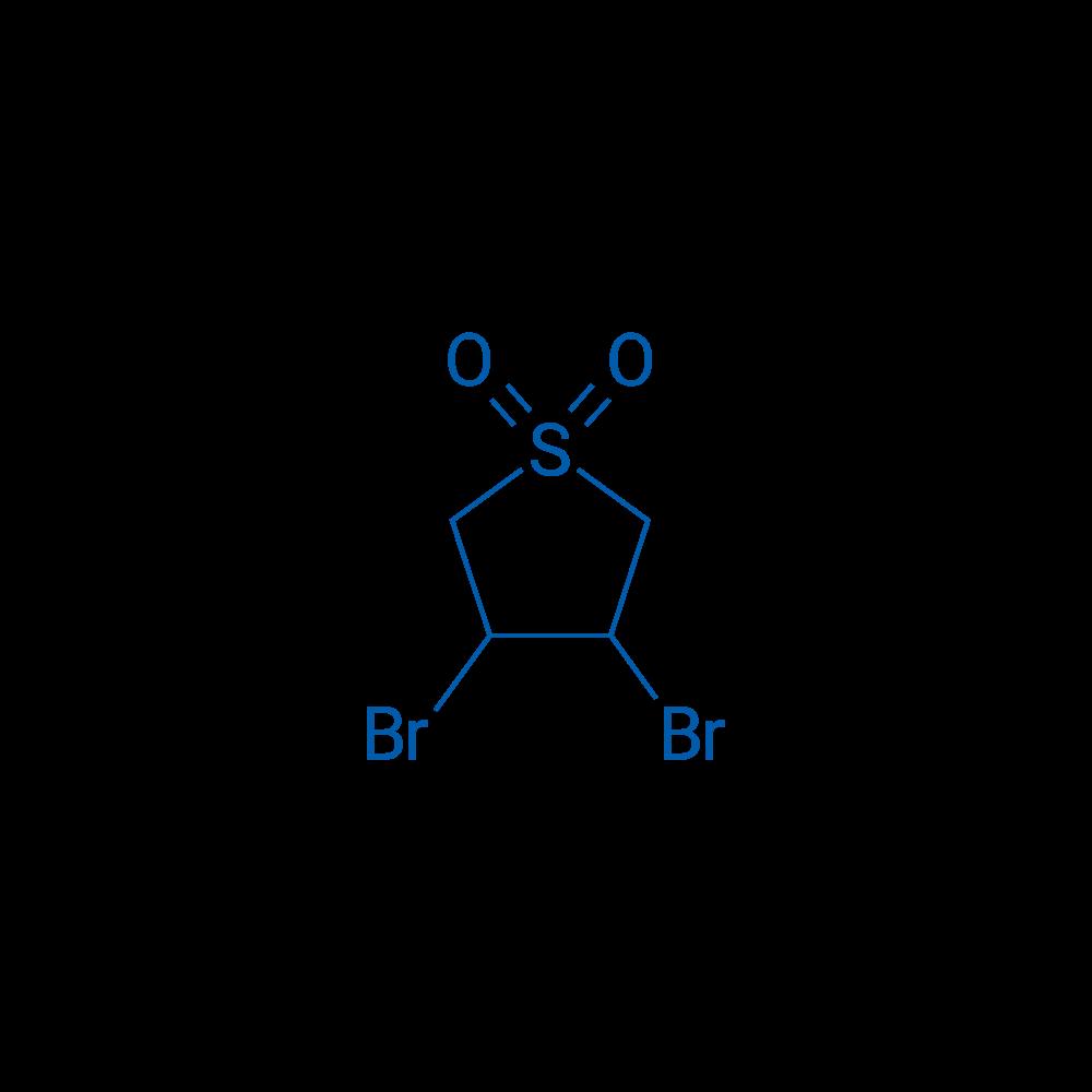 3,4-Dibromotetrahydrothiophene 1,1-dioxide