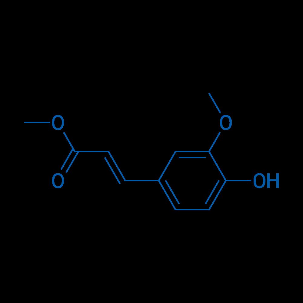 Methyl 3-(4-hydroxy-3-methoxyphenyl)acrylate