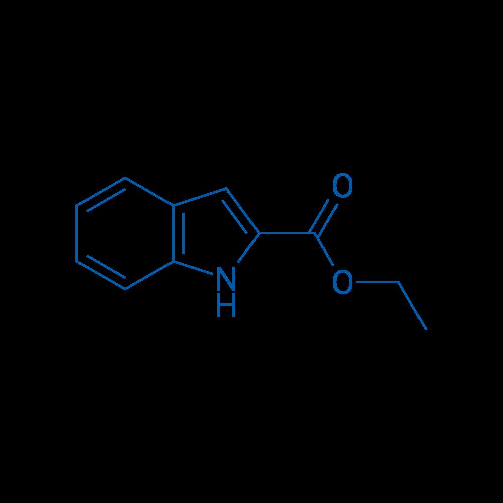 Ethyl indole-2-carboxylate