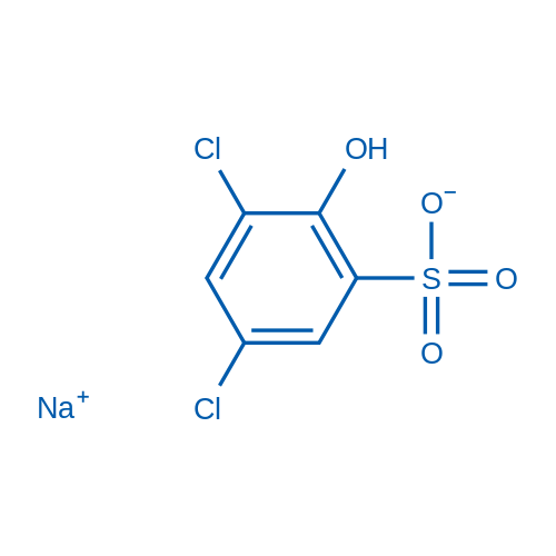 Sodium 3,5-Dichloro-2-hydroxybenzenesulfonate