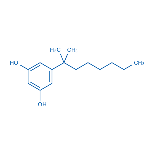 5-(2-Methyloctan-2-yl)benzene-1,3-diol