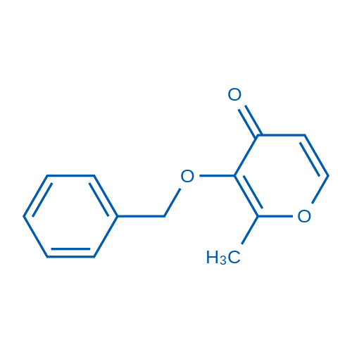 3-(Benzyloxy)-2-methyl-4H-pyran-4-one
