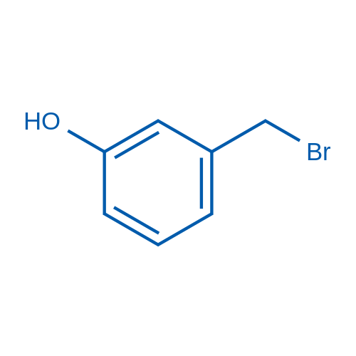3-(Bromomethyl)phenol
