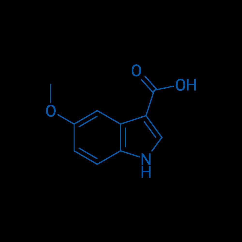5-Methoxy-1H-indole-3-carboxylic acid