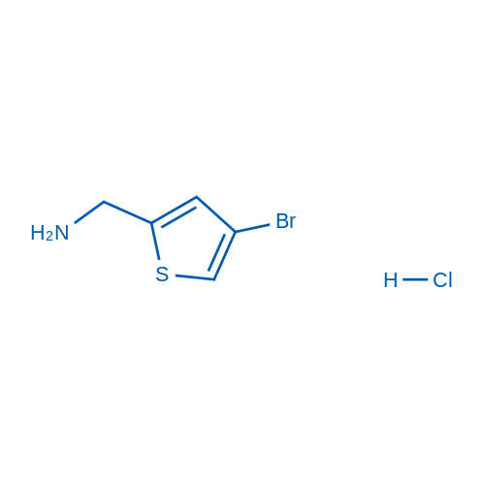 (4-Bromothiophen-2-yl)methanamine hydrochloride
