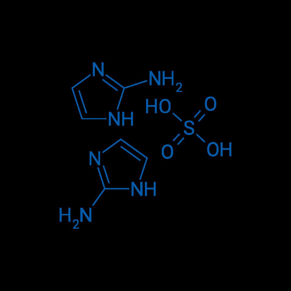1H-imidazol-2-amine sulfate(2:1)