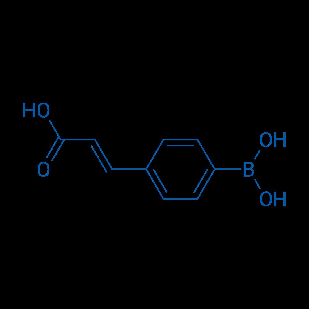 (E)-3-(4-Boronophenyl)acrylic acid