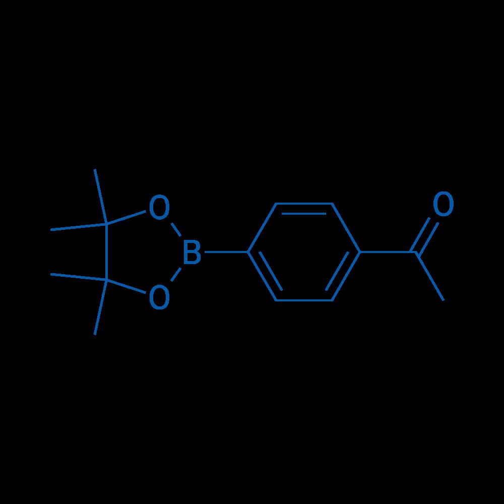 1-(4-(4,4,5,5-Tetramethyl-1,3,2-dioxaborolan-2-yl)phenyl)ethanone