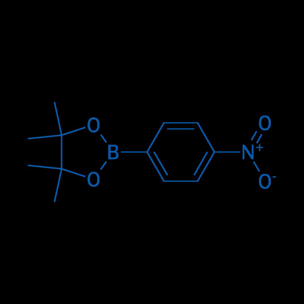 4,4,5,5-Tetramethyl-2-(4-nitrophenyl)-1,3,2-dioxaborolane