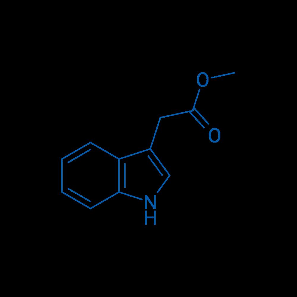 Methyl 2-(1H-indol-3-yl)acetate