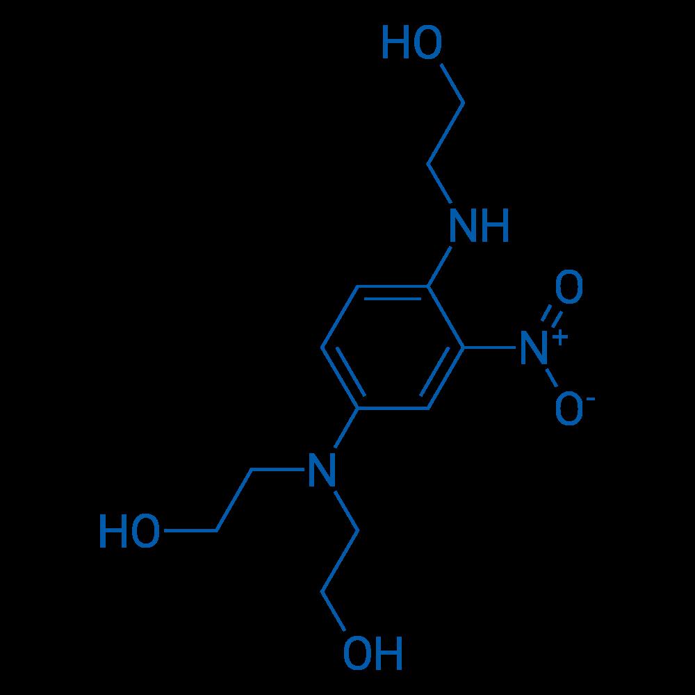 2,2'-[4-(2-Hydroxyethylamino)-3-nitrophenylimino]diethanol