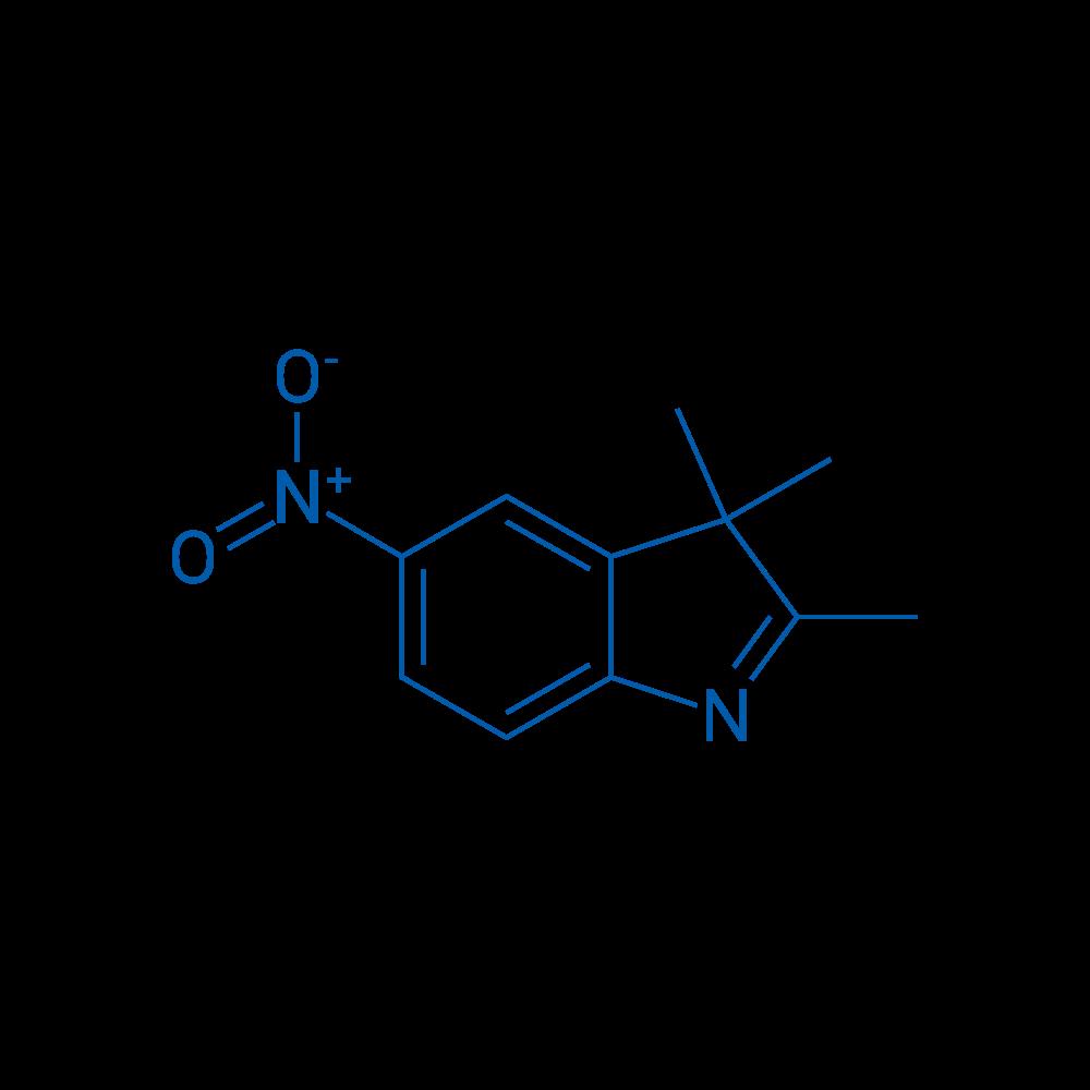 2,3,3-Trimethyl-5-nitro-3H-indole