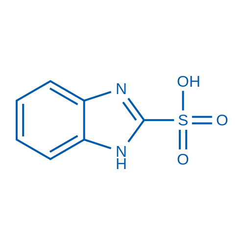 1H-Benzo[d]imidazole-2-sulfonic acid