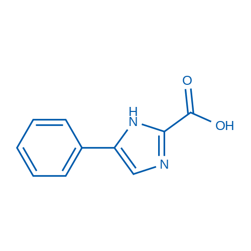 5-Phenyl-1H-imidazole-2-carboxylic acid