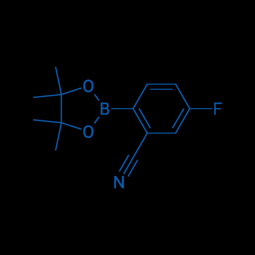 2-Cyano-4-fluorophenylboronic Acid Pinacol Ester