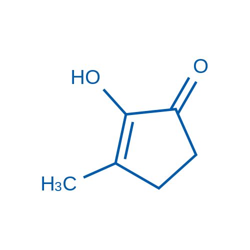 2-Hydroxy-3-methylcyclopent-2-enone