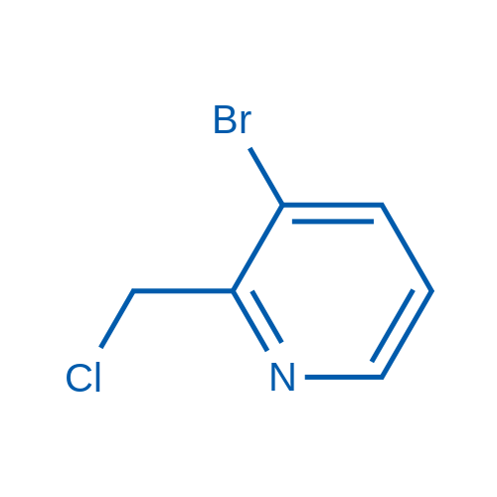 3-Bromo-2-(chloromethyl)pyridine