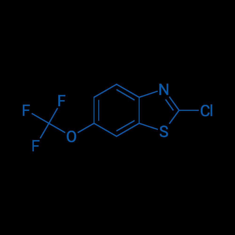 2-Chloro-6-(trifluoromethoxy)benzo[d]thiazole
