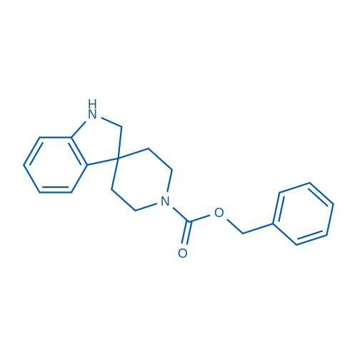 Benzyl spiro[indoline-3,4'-piperidine]-1'-carboxylate
