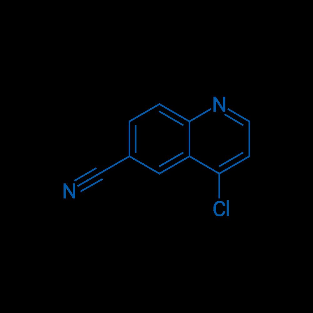 4-Chloroquinoline-6-carbonitrile