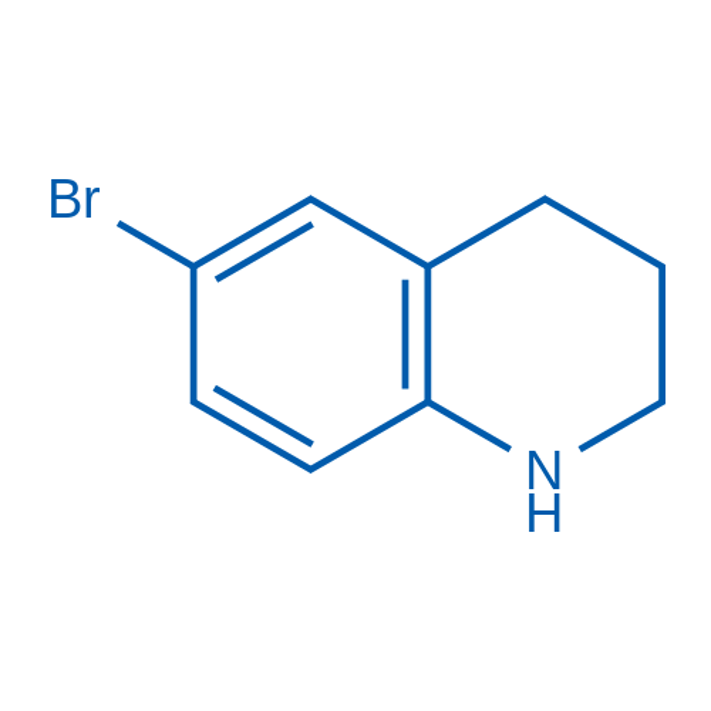 6-Bromo-1,2,3,4-tetrahydroquinoline