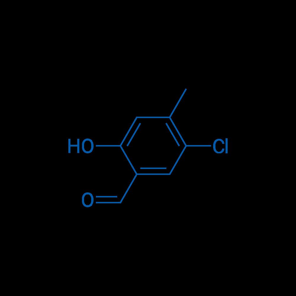 5-Chloro-2-hydroxy-4-methylbenzaldehyde
