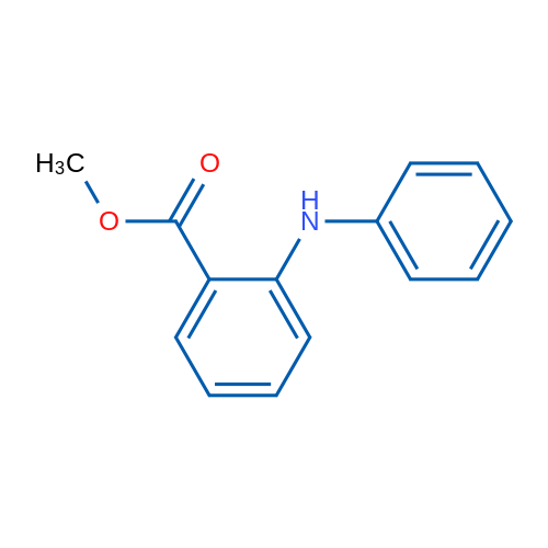 2-Anilinobenzoic acid methyl ester