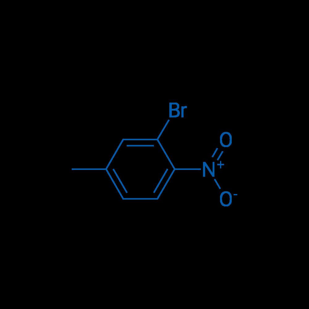2-Bromo-4-methyl-1-nitrobenzene