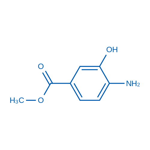 Methyl 4-amino-3-hydroxybenzoate