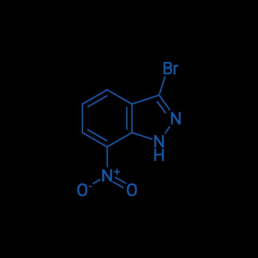 3-Bromo-7-nitro-1H-indazole