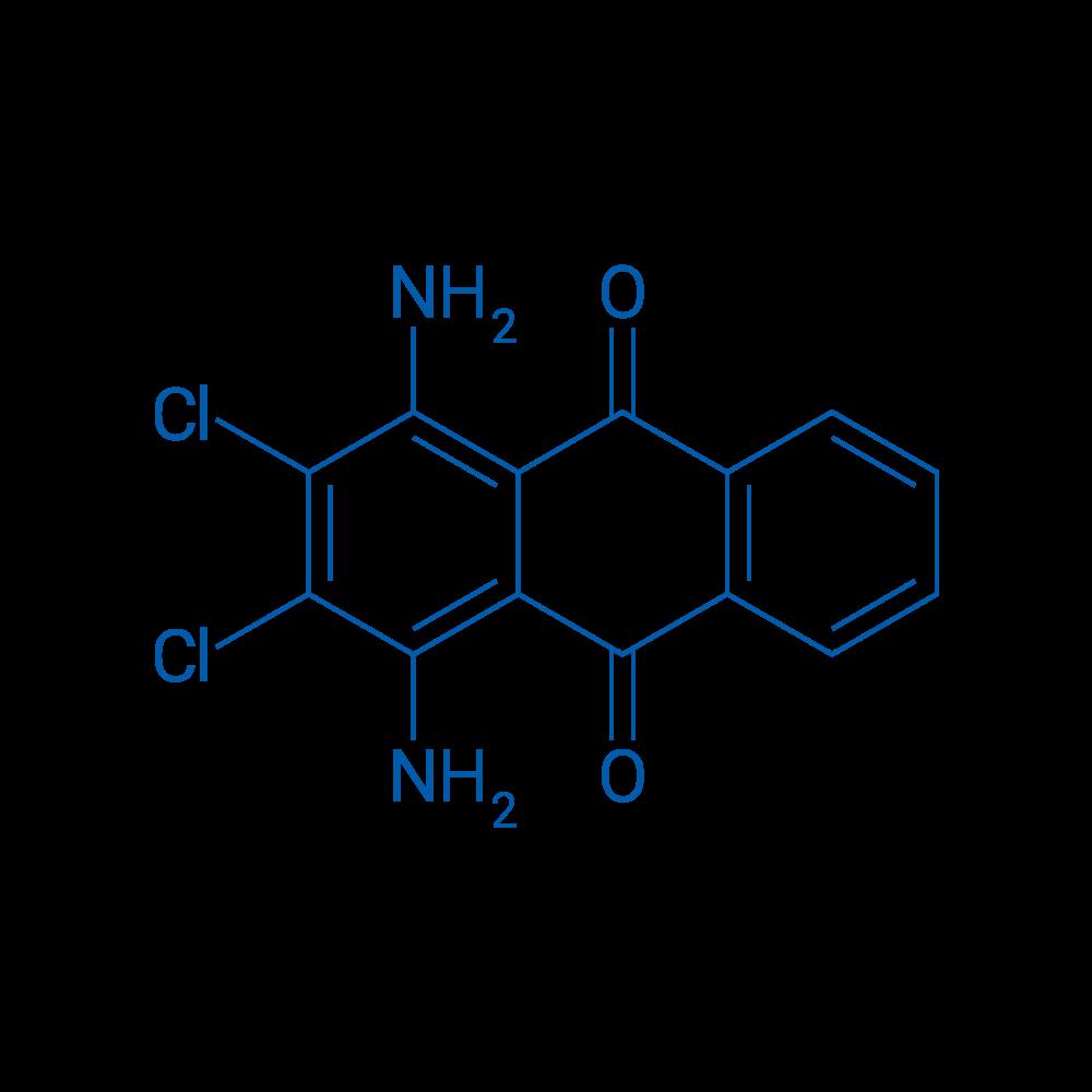 1,4-Diamino-2,3-dichloroanthraquinone