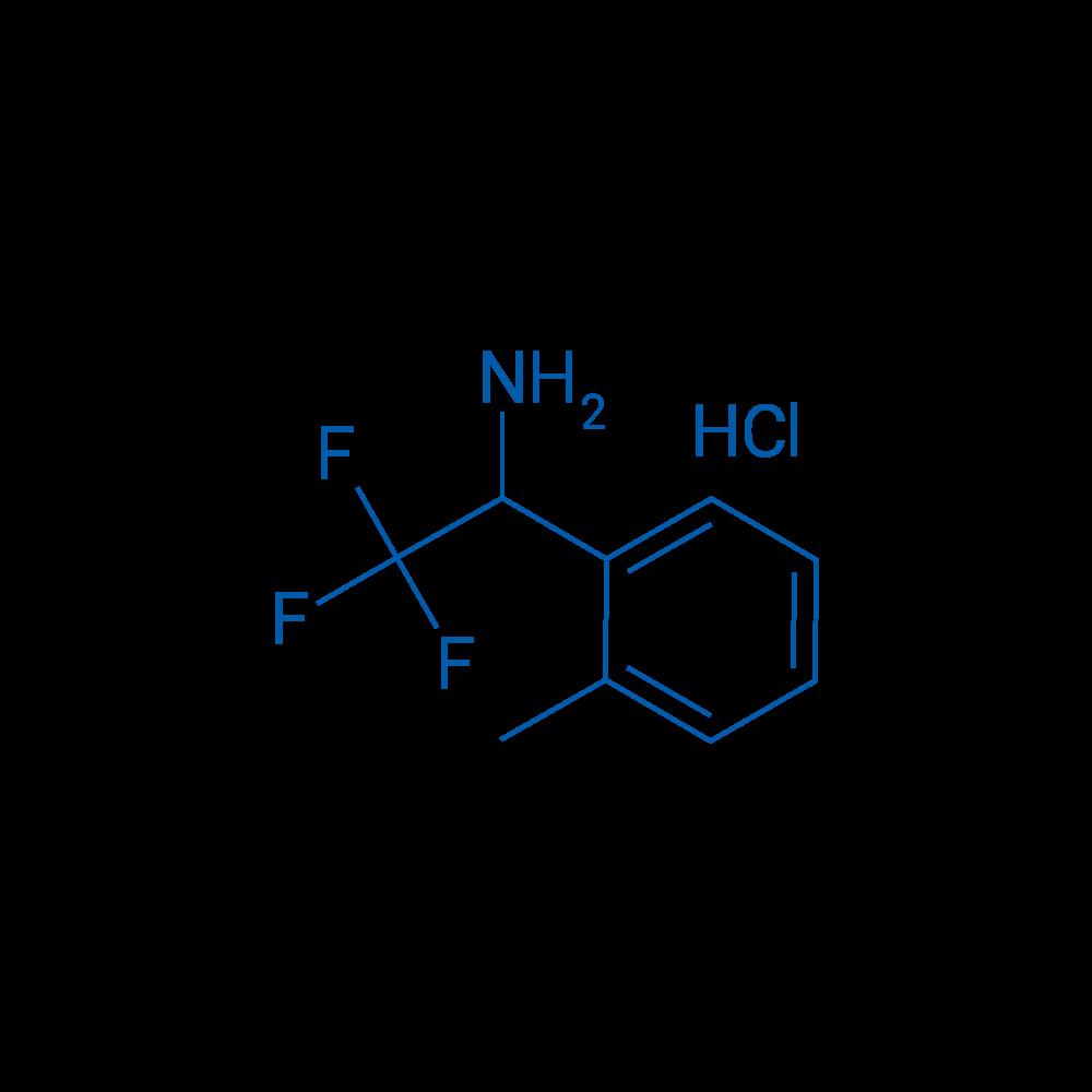 2,2,2-Trifluoro-1-(o-tolyl)ethanamine hydrochloride