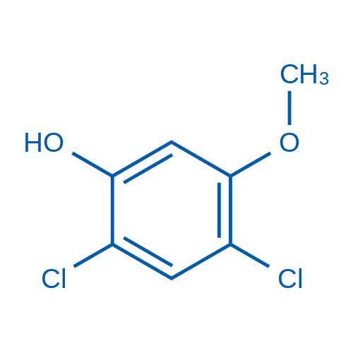 2,4-Dichloro-5-methoxyphenol