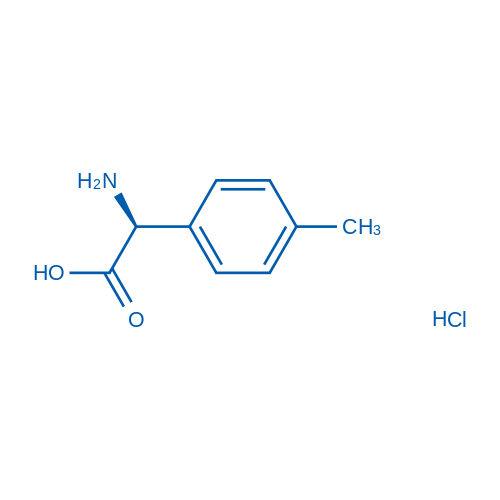 (S)-2-Amino-2-(p-tolyl)acetic acid hydrochloride