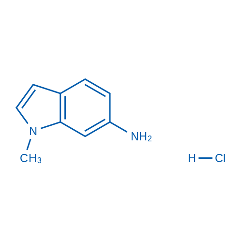 1-Methyl-1H-indol-6-amine hydrochloride