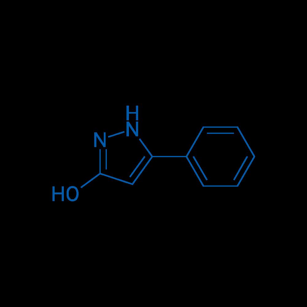 5-Phenyl-1H-pyrazol-3-ol