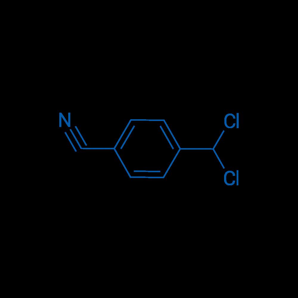4-(Dichloromethyl)benzonitrile