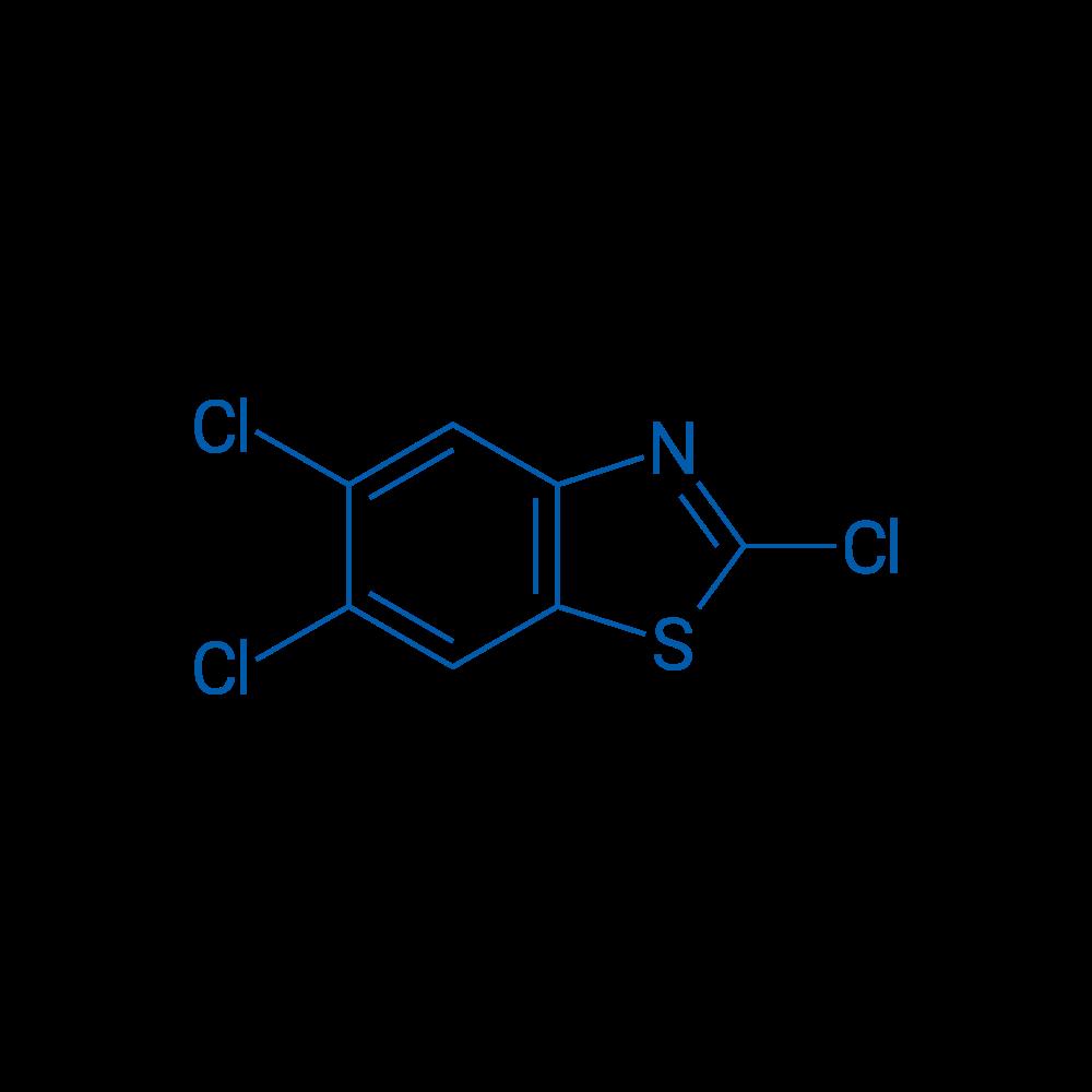 2,5,6-Trichlorobenzo[d]thiazole