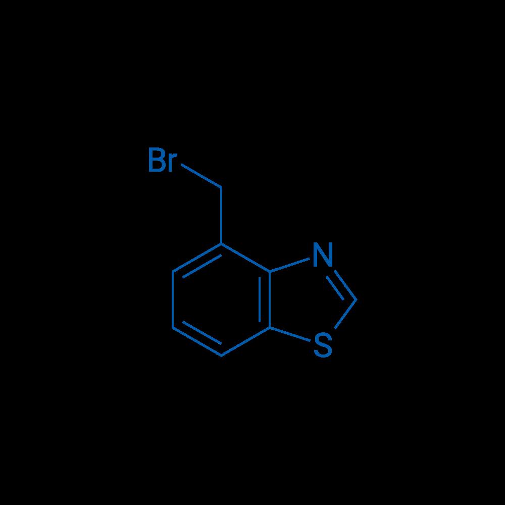 4-(Bromomethyl)benzo[d]thiazole