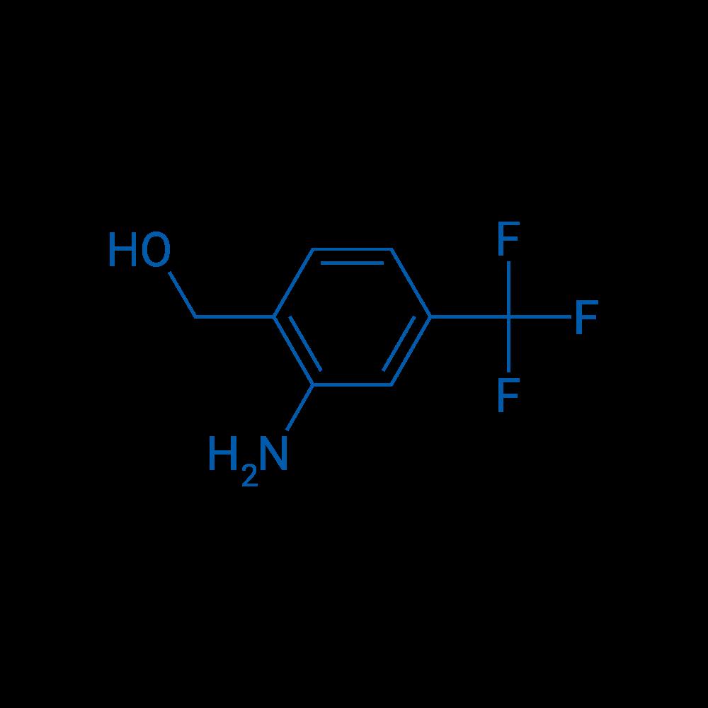 (2-Amino-4-(trifluoromethyl)phenyl)methanol