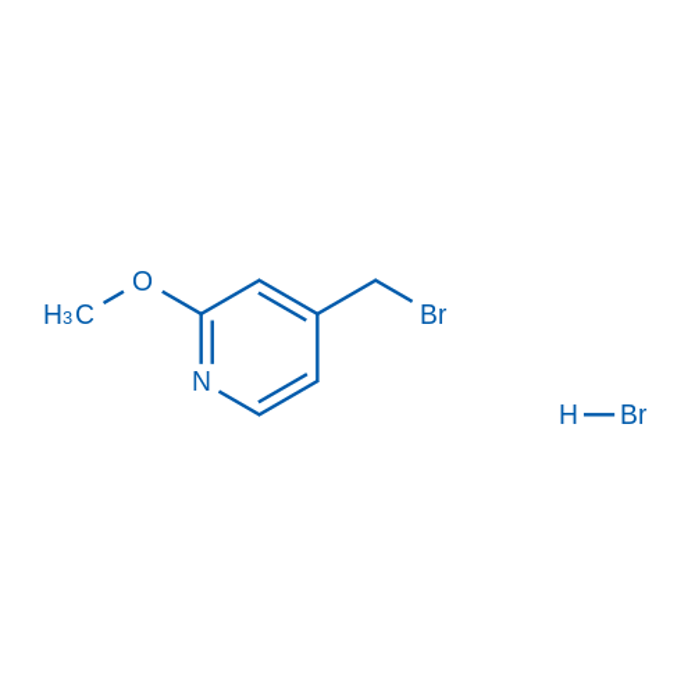 4-(Bromomethyl)-2-methoxypyridine hydrobromide