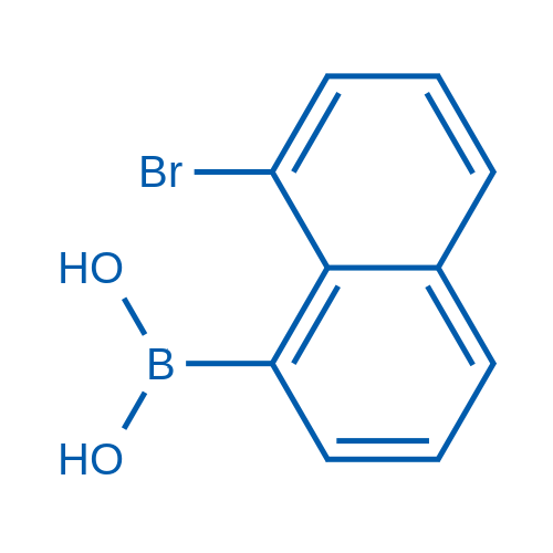 (8-Bromonaphthalen-1-yl)boronic acid