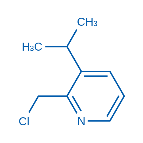 2-(Chloromethyl)-3-isopropylpyridine