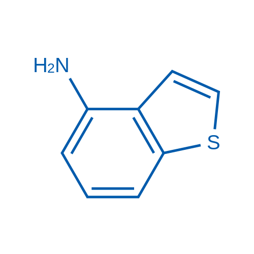 Benzo[b]thiophen-4-amine