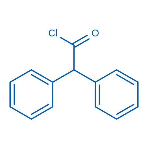 2,2-Diphenylacetylchloride
