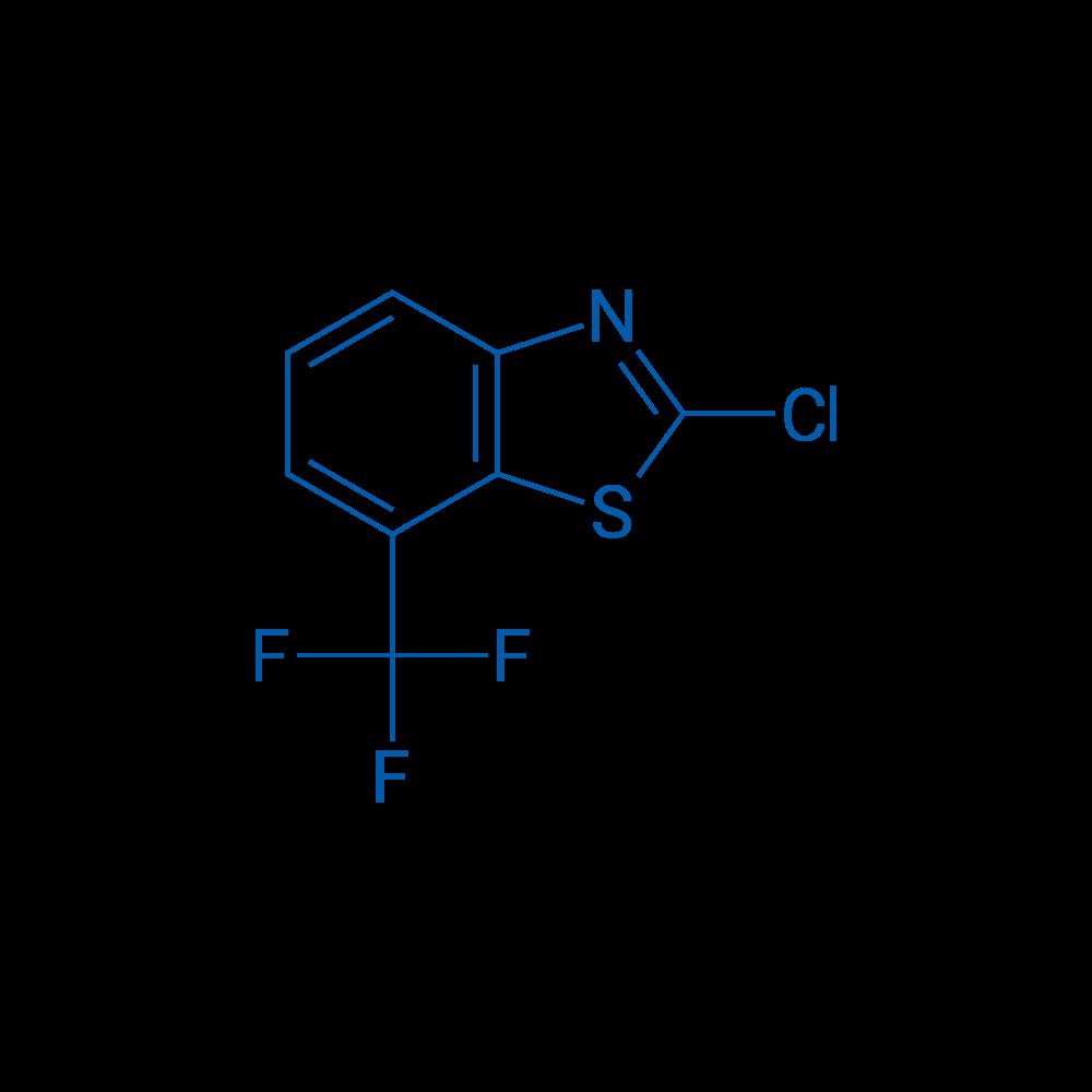 2-Chloro-7-(trifluoromethyl)benzo[d]thiazole